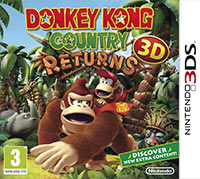 Donkey Kong Country Returns 3ds download redeem codes Full game