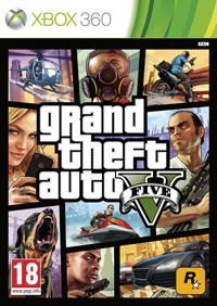 Grand Theft Auto V xbox 360 download free redeem code