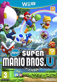 New Super Mario Bros. U download full game free redeem code