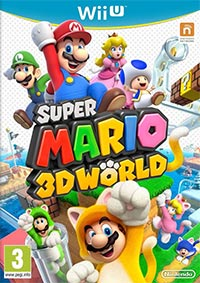 Super Mario 3D World wiiu download free redeem code Full game