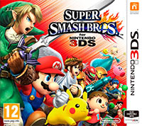 Super smash bros for nintendo 3ds download free redeem code