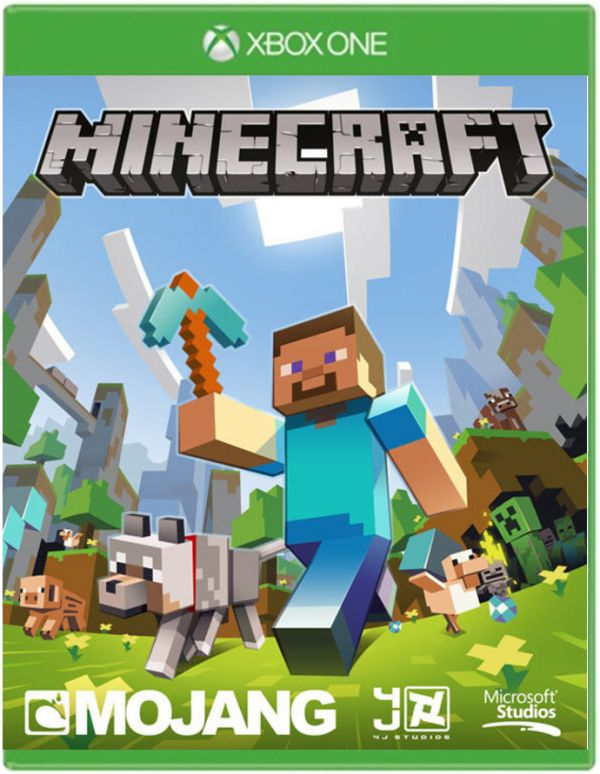 Image result for Minecraft xbox one