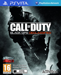 Call of Duty Black Ops Declassified psvita free redeem code