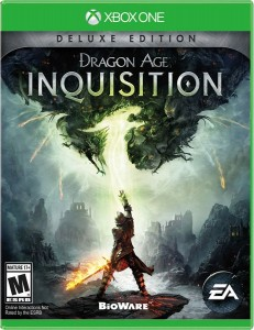 Dragon Age Inquisition xbox one download free redeem code