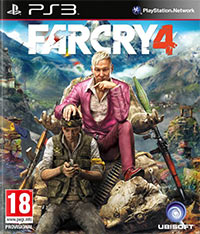 Far Cry 4 ps3 free redeem code download