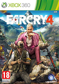 Far Cry 4 xbox 360 download free redeem code