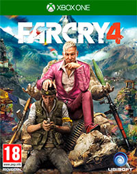 Far cry 4 xboxone download free redeem code