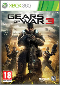 Gears of War 3 xbox360 free redeem code