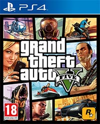 Grand Theft Auto 5 ps4 download free redeem code