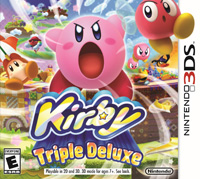 Kirby Triple Deluxe 3ds free redeem codes downlaod