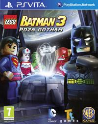 LEGO Batman 3 Beyond Gotham psvita free redeem code