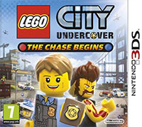 LEGO City Undercover 3ds download free redeem code