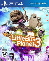 LittleBigPlanet 3 ps4 free redeem code download