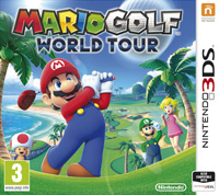 Mario Golf World Tour 3ds free redeem code