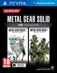 Metal Gear Solid HD Collection psvita free redeem code