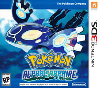 Pokemon Alpha Sapphire 3ds download free redeem code