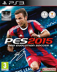 Pro Evolution Soccer 2015 ps3 free redeem code download