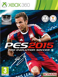 Pro Evolution Soccer 2015 xbox360 download free redeem code