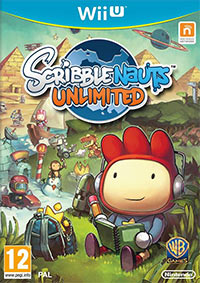 Scribblenauts Unlimited wiiu free redeem code download
