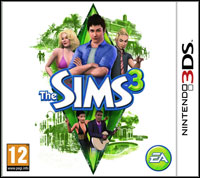 The Sims 3 3ds free redeem code download