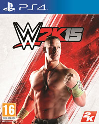 WWE 2K15 ps4 free redeem code download