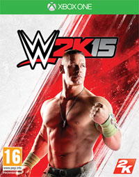 WWE 2K15 xboxone free redeem code download