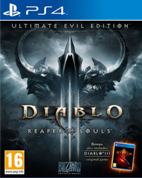 Diablo 3 Reaper of Souls ps4 free redeem codes