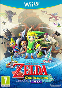 Legend of Zelda The Wind Waker HD wiiu free redeem code