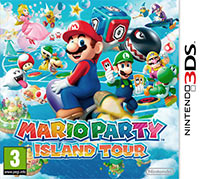 Mario Party Island Tour 3ds free redeem codes