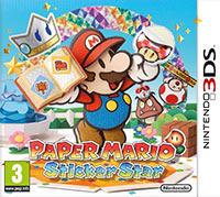 Paper Mario Sticker Star 3ds free redeem code