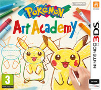 Pokemon Art Academy 3ds free redeem code download