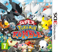 Super Pokemon Rumble 3ds free redeem code download