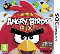 Angry Birds Trilogy 3ds free redeem codes
