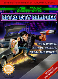 Retro City Rampage DX 3ds free redeem codes