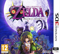 The Legend of Zelda Majoras Mask 3D 3ds free redeem codes