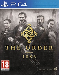 the order 1886 ps4 free redeem codes
