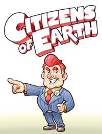 Citizens of Earth 3ds free redeem codes download