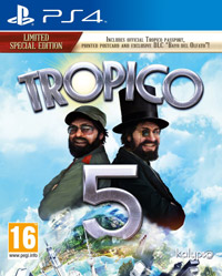 Tropico 5 ps4 free redeem codes download