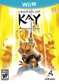 Legend of Kay Anniversary wiuu free redeem codes download