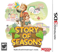 Story of Seasons 3ds free redeem codes download