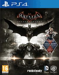 Batman Arkham Knight ps4 free redeem codes