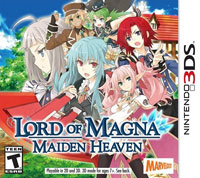 Lord of Magna Maiden Heaven 3ds free redeem codes