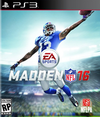 Madden NFL 16 ps3 free redeem codes download