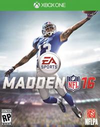 Madden NFL 16 xboxone free redeem codes download