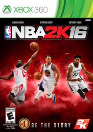 NBA 2K16 xbox360 free redeem codes download