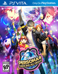 Persona 4 Dancing All Night psvita free redeem codes