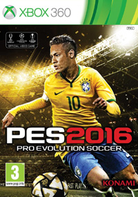 Pro Evolution Soccer 2016 xbox360 free redeem codes download