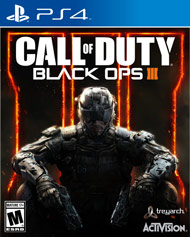 Call of Duty Black Ops III ps4 free redeem codes