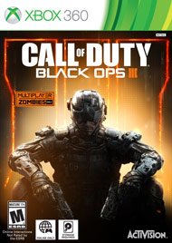 Call of Duty Black Ops III xbox360 free redeem codes