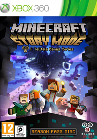 Minecraft Story Mode xbox360 free redeem codes download